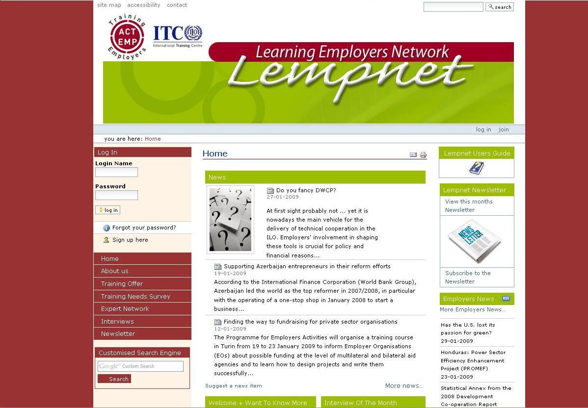 Lempnet